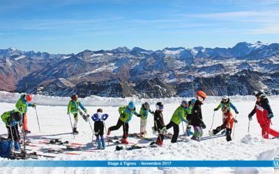 Tignes : nos skieurs sur la bonne pente