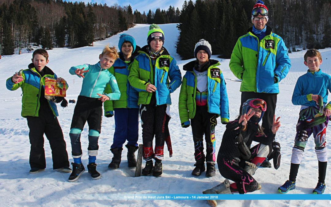 Grand Prix du Haut Jura Ski – Lamoura – Les résultats