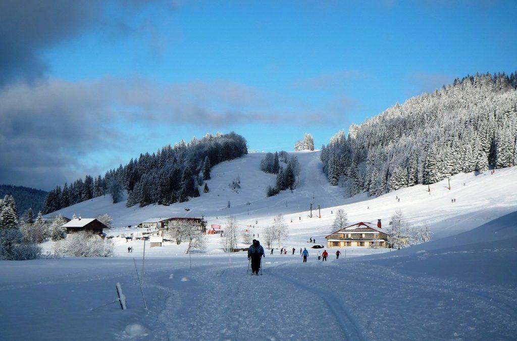 Grand Prix de Haut Jura Ski – La Serra – Liste de départ