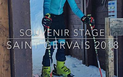 Vidéo – Stage Saint-Gervais – Février 2018