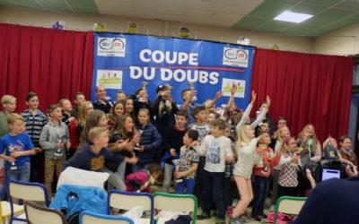 Remise des prix Coupe du Doubs