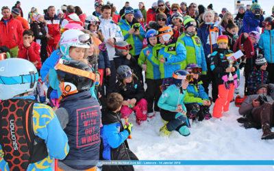 Course Haut Jura-Ski – Lamoura – Janvier 2018