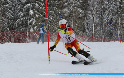 Course Slalom – Bellefontaine – 3 Février 2018