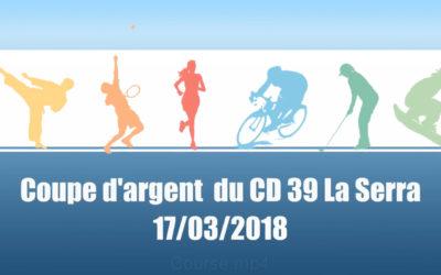 Coupe d'Argent CD39 – Les Rousses  2018
