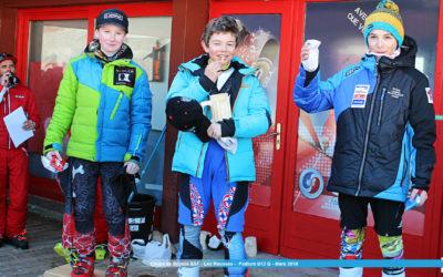 Coupe de Bronze  ESF – Les Rousses – Deux Manoah aux premières places!