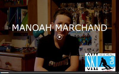Interview du mois: Manoah – Novembre  2018