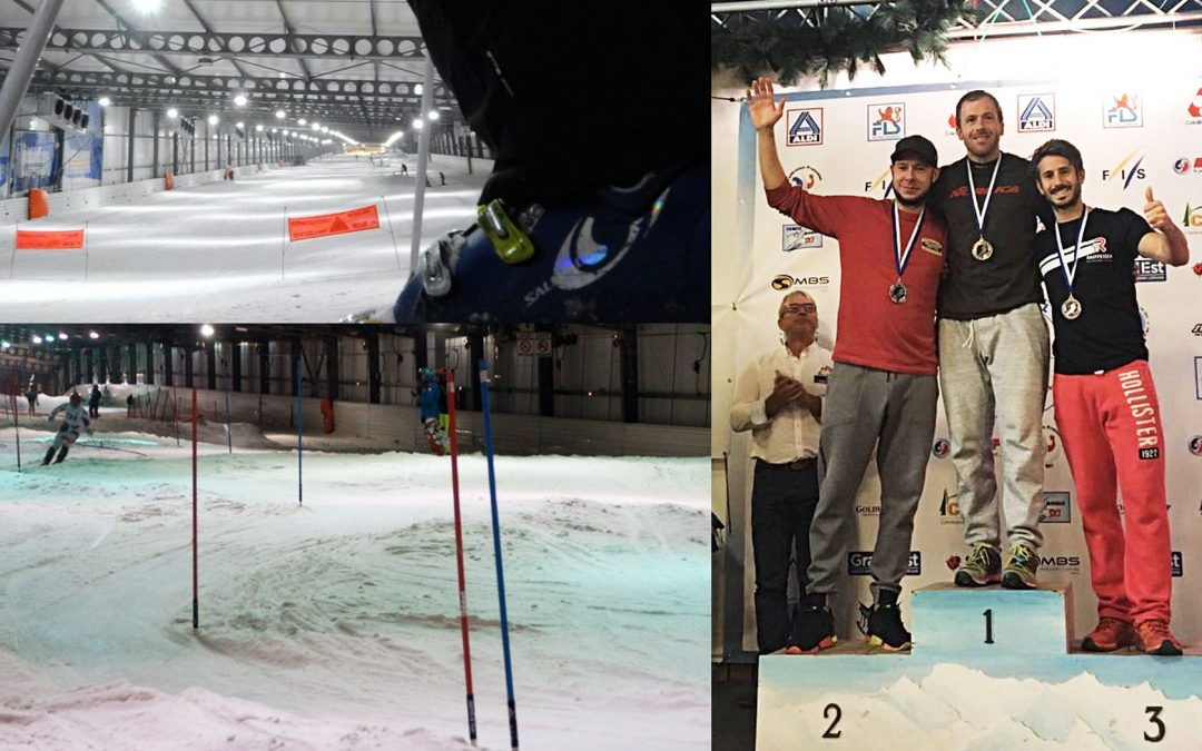 Fis Master Cup Indoor : Julien Germann termine 8e