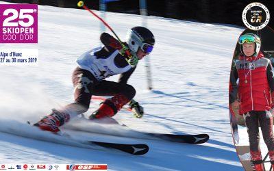 Manoah Marchand – Sélectionné au 25ème Ski Open Coq d'Or