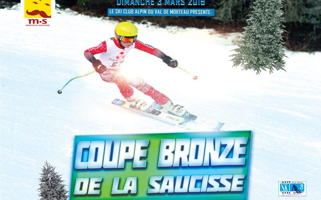 Coupe de Bronze de la Saucisse- Mouthe – Liste de départ