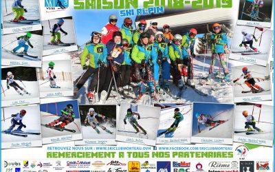 Poster saison 2018-2019