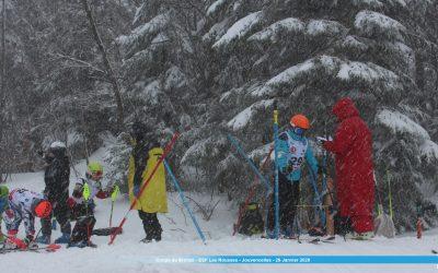 Coupe de Bronze ESF- Les Rousses – 29 Janvier