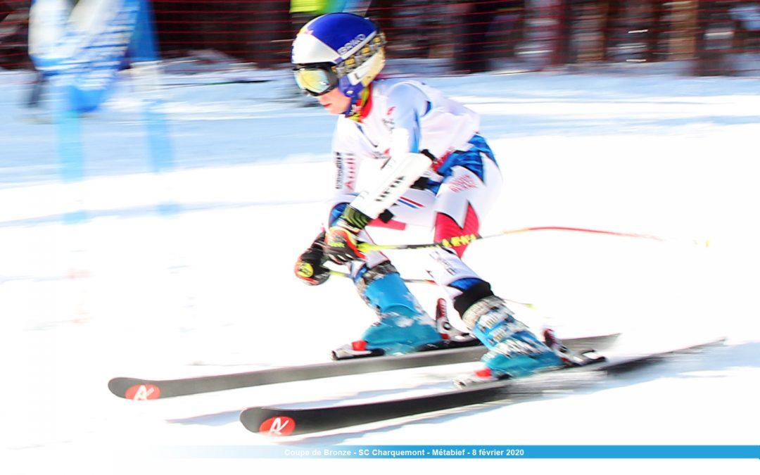 Coupe de Bronze -Charquemont – Piquemiette – 8 Février